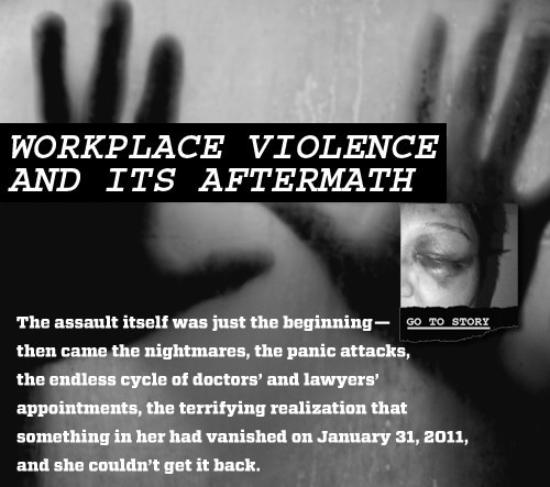 Sexual Violence & the Workplace - nsvrcorg