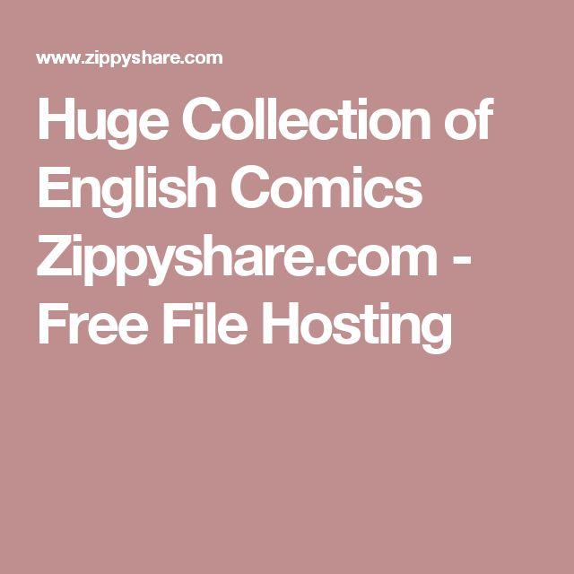 Huge Collection of English Comics Zippyshare.com - Free File Hosting