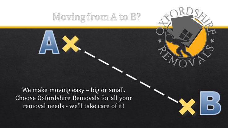 Oxford Man and Van. We make moving easy – big or small. Choose Oxfordshire Removals for all your removal needs - we'll take care of it!