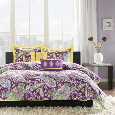Intelligent Design Melissa Duvet Cover Set | AllModern