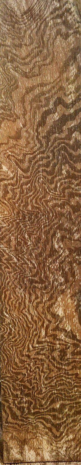 Suminagashi sur bois, lame de parquet