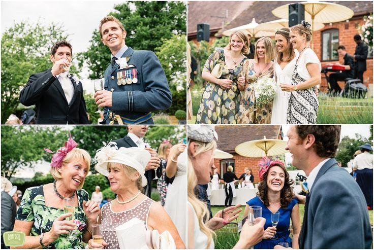 Beautiful back garden wedding - Ben & Holly32