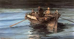 Constantine Volanakis Fishing boat