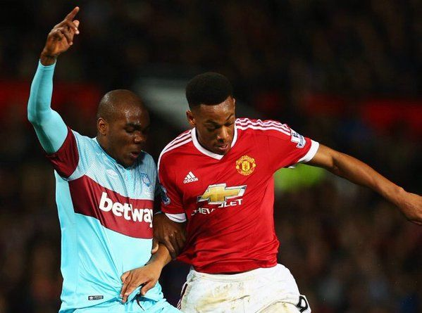 "Angelo Ogbonna: ""Man United's Anthony Martial, he has an amazing personality."" #MUFC"