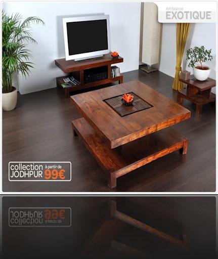 d co ambiance coloniale notre salon pinterest d coration. Black Bedroom Furniture Sets. Home Design Ideas