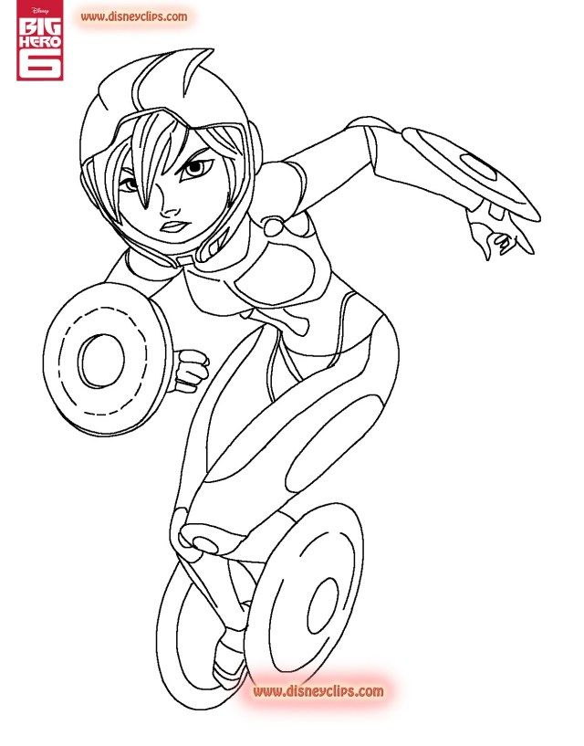 27 Exclusive Image Of Big Hero 6 Coloring Pages Coloring Books