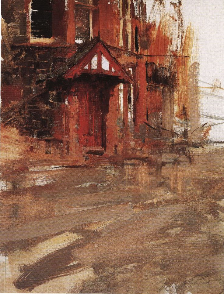 70 best richard schmid images on pinterest art tutorials for Classic house painting