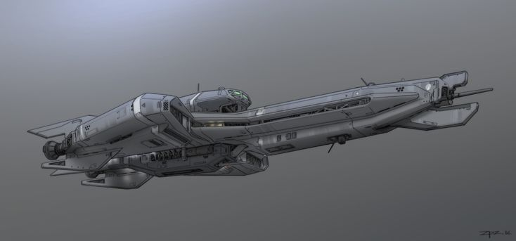 A series of spaceship designs I did months ago.  hope you like it!