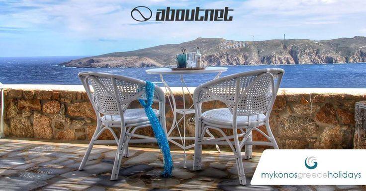 Η #aboutnet ανέλαβε τις διαφημίσεις #google Adwords της εταιρίας Mykonos Greece Holidays που διαθέτει 4 πολυτελείς βίλες στην Μύκονο.