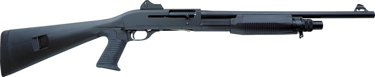 "M3 CONVERTIBLE SPECIFICATIONS  ITEM  NUMBER 	BARREL  LENGTH 	TYPE OF  SIGHT 	OVERALL  LENGTH 	AVERAGE  WEIGHT 	MSRP  M3 CONVERTIBLE PUMP/AUTO 12-GAUGE 2-3/4"" AND 3""  11606 	19.75"" 	Ghost-ring 	45.6"" 	7.2 lbs. 	$1589  Common specifications: Magazine Capacity: 5+1 Chokes: Fixed Cyl. Type of Sights: Ghost ring; receiver is drilled and tapped for scope mount Length of Pull: 14-3/8"" Drop at Heel: 2"" Drop at Comb: 1-3/8"""