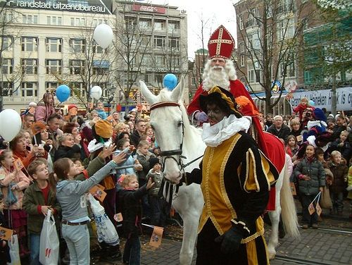 As two of our members are Dutch, Dutch culture can not be forgotten in our group. Sinterklaas is a yearly event, on December 5th, where children get candy and presents for their good behavior throughout the year.