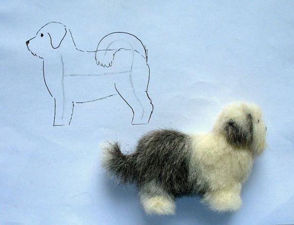 Tutorial Dog - Accessories Breyer Crafting