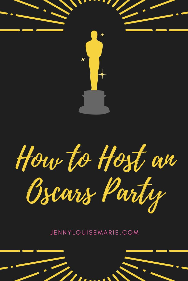 It's award season.  Why not gather your friends for a fun evening of guessing who the award goes to? Invites, decor, food, and games ~ I've got you covered.