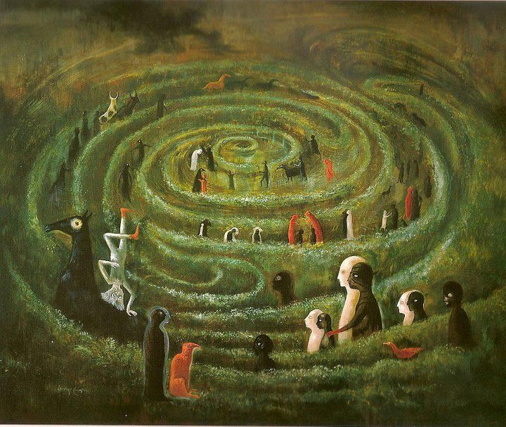 Image result for leonora carrington plain chant