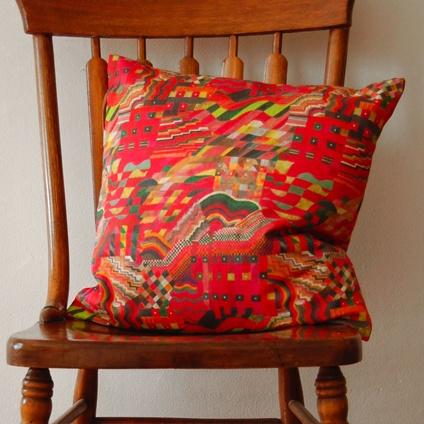 Mociun + Corwin: Caravan Pillow.: Decor, Cozy, Caravan Pillow, Blankets, Beautiful Diy, Diy Pillows