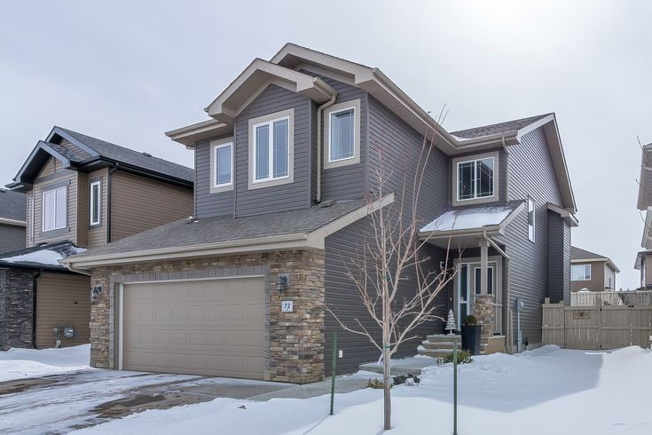 Call The Matthew Barry & Erin Willman Real Estate Group at 780-418-4922 or visit http://www.matthewanderin.ca/listings/view/188064/st-albert/erin-ridge-north/72-everitt-drive to view this 3 bed, 2.5 bath single family home in Erin Ridge North!