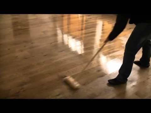 American Wood Oil - Clear Seal návod jak správně olejovat podlahu