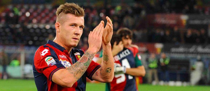 @Genoa Juraj Kucka #9ine