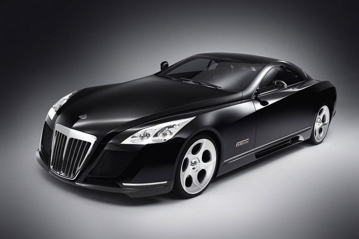 the top ten most expensive cars in world maybach exelero img
