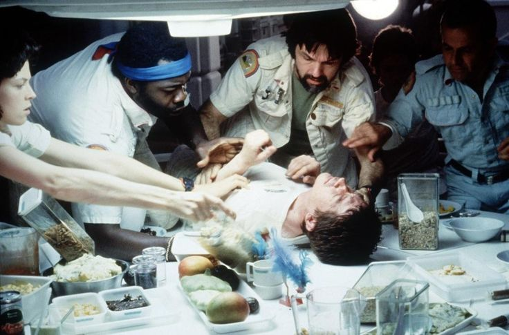 John Hurt dead: The true story behind the legendary Alien chestburster scene