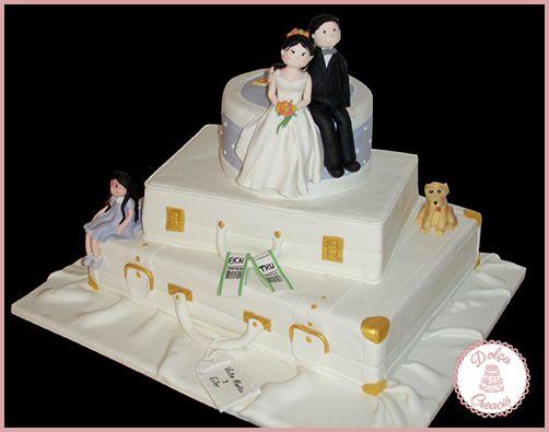 Maletas de boda