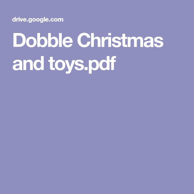 Dobble Christmas and toys.pdf