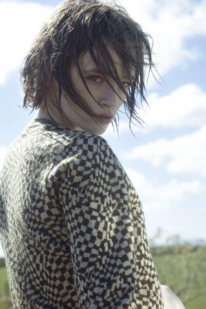 Karen Inderbitzen-Waller photographer: Olivia O'Driscoll for No magazine