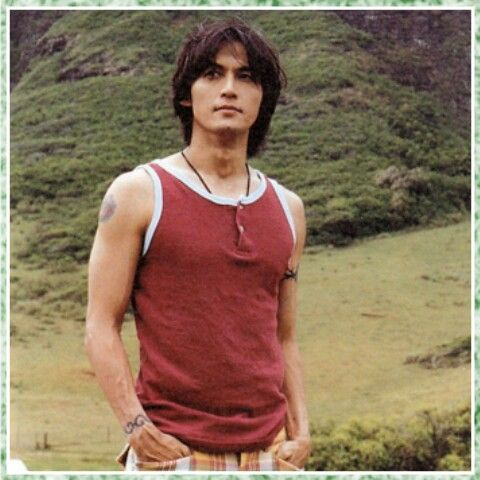 -Handsome man- Inaba Koshi / B'z