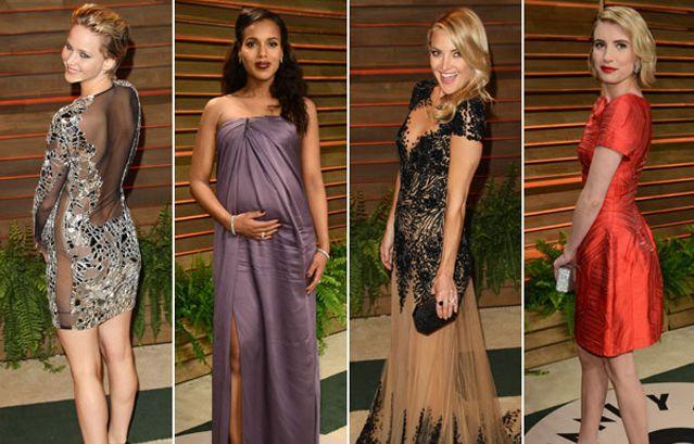 Τι φόρεσαν οι stars στο πάρτι του Vanity Fair
