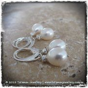 Freshwater White Pearls