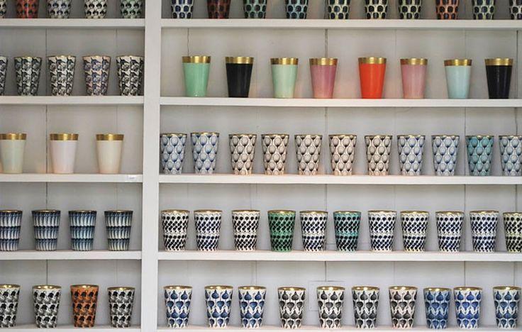 Hablingbo creperie med keramik av Åsa Lindström
