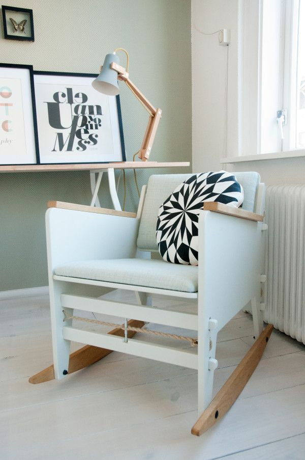 A Visit to Blend&Blender in news events interior design home furnishing -  rocking chair
