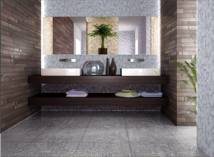 modern bathroom 3dsmax 2013 vray