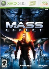 Mass Effect - Xbox 360  I think I played this 3 times.
