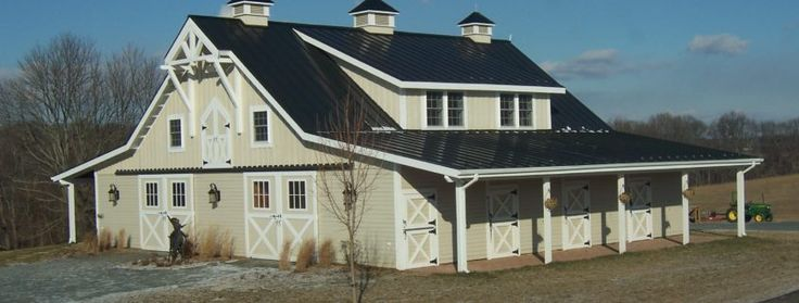 114 best images about barn pasture on pinterest for Gable roof barn plans