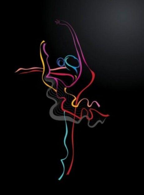 danza dibujo a color - Buscar con Google