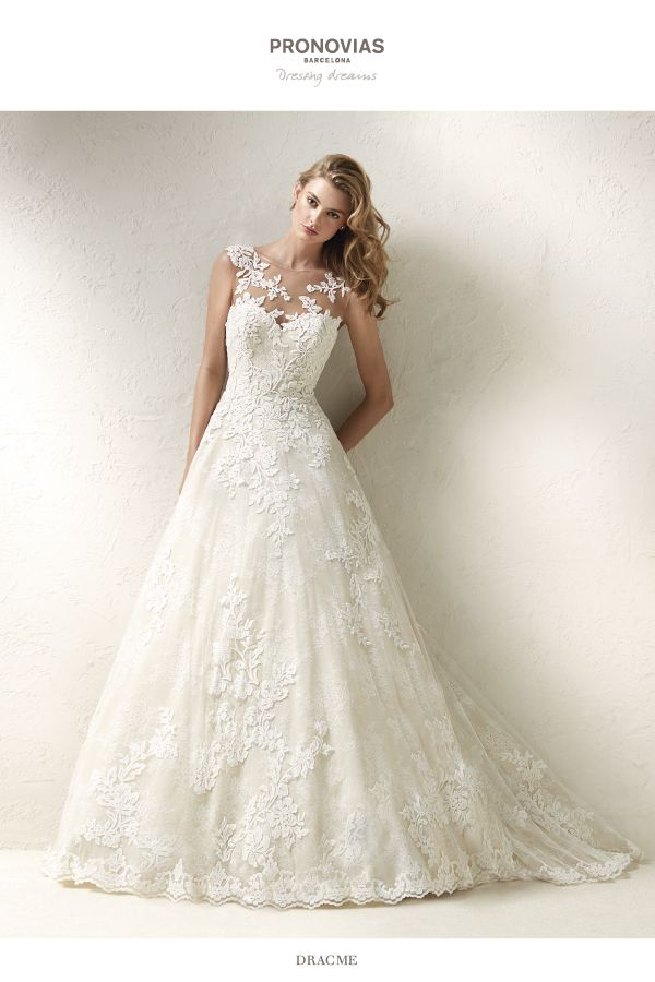 27 best Pronovias images on Pinterest | Wedding frocks, Homecoming ...