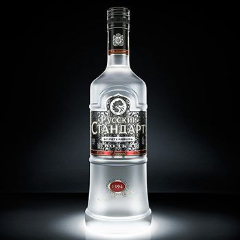 Russian Standard Vodka makes debut in Iceland