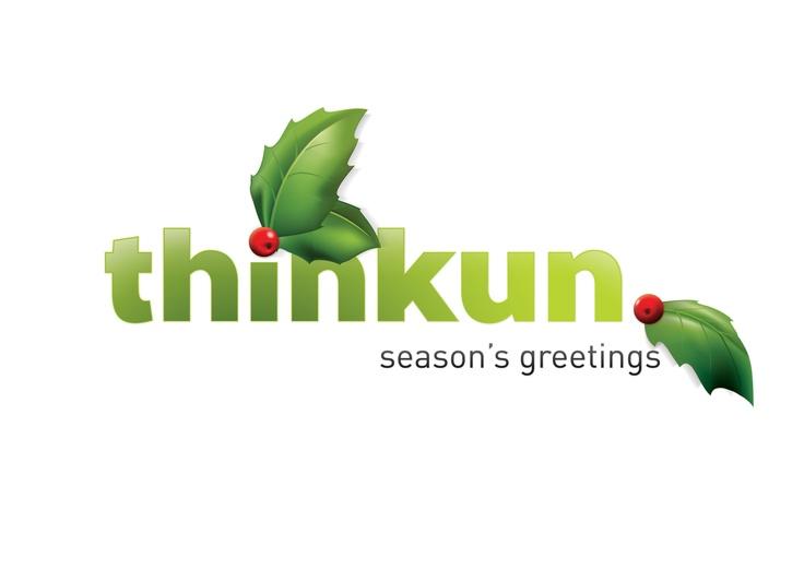 Thinkun christmas card 2009