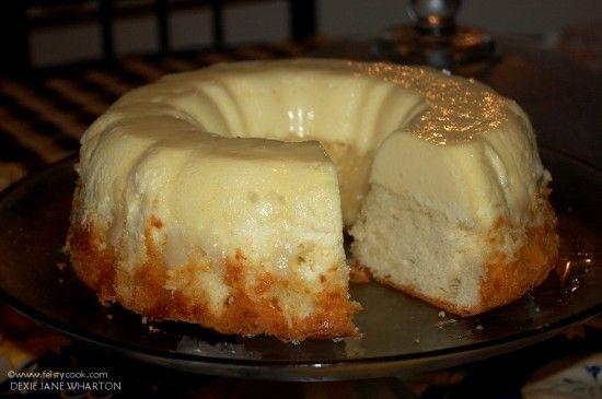 Custard Cake(Flan Cake)