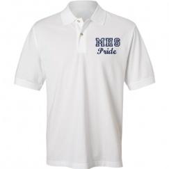 Montebello High School - Montebello, CA | Polos Start at $29.97