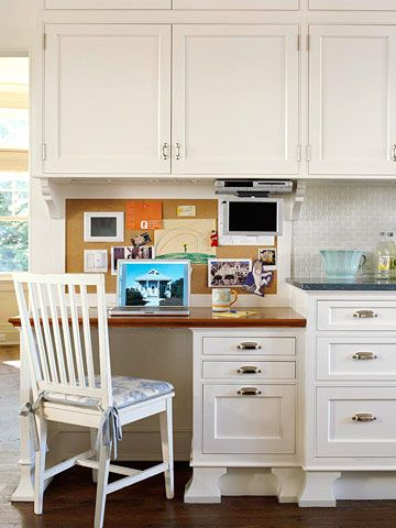 kitchen cabinet desk ideas 37 best images about kitchen cabinets desk on 19212