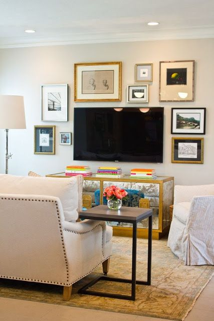 8 Best Ways To Decorate Around TV