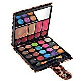 #9: Ecvtop Professional Makeup Kit Eyeshadow Palette Lip Gloss Blush Concealer,29 Color