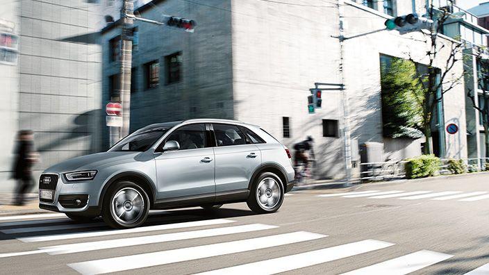 Audi Q 3 Advance