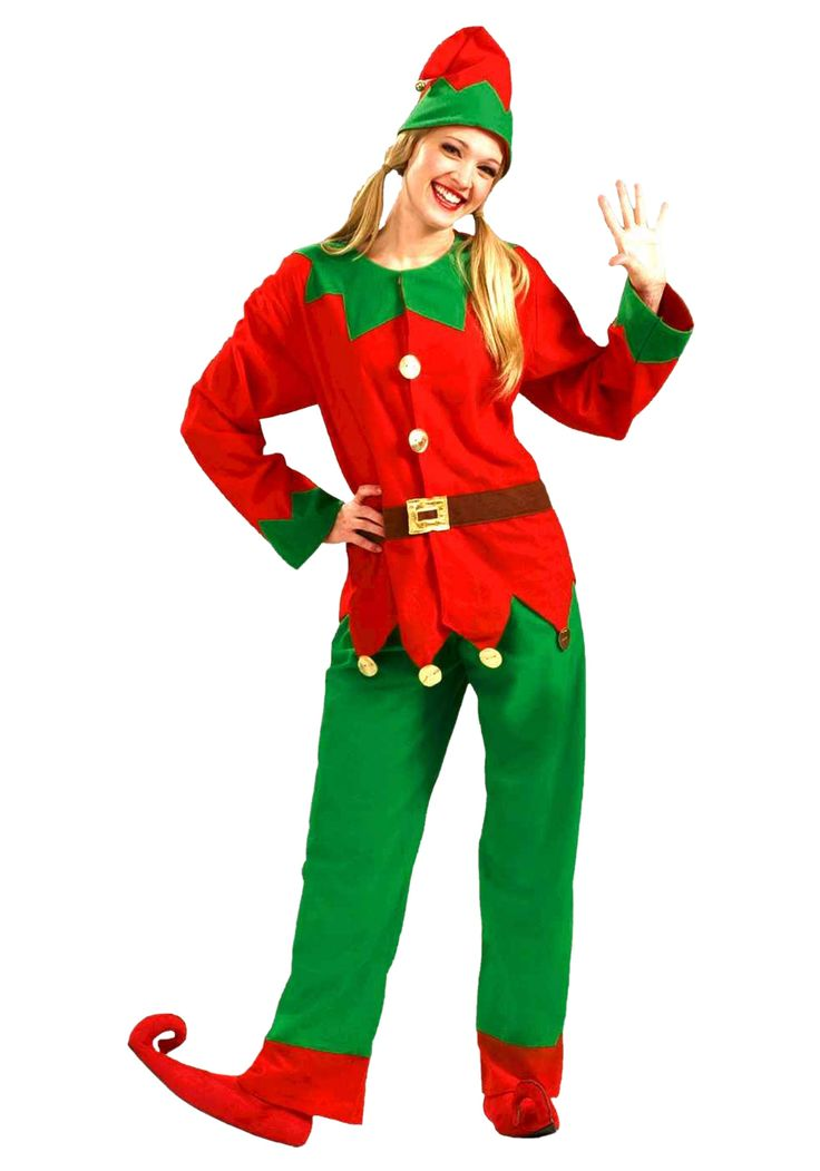 Men's Elf Costume