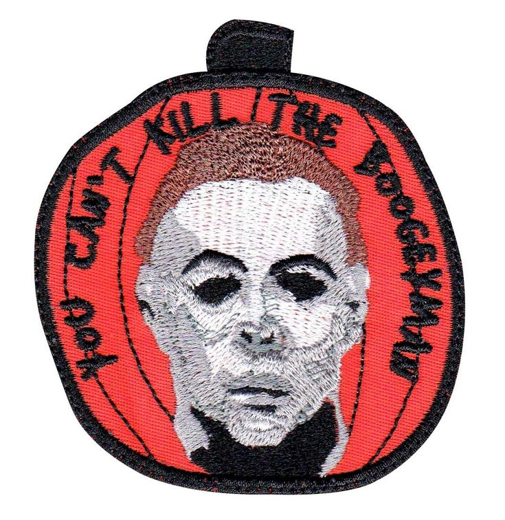 Michael Myers Halloween Pumpkin Horror Movie Inspired Art