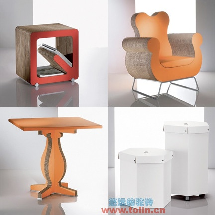 diy cardboard furniture instructions