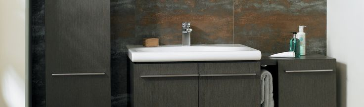 Decorate your bathroom interior design with Daylight Bathroom Furniture and give it a modern look