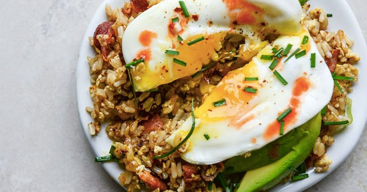 Because your morning meal probably shouldn't be dessert - non sugary breakfasts